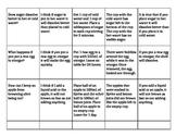 Scientific Method Matching Activity