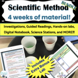 Scientific Method Unit Bundle with Bonus Penny Lab