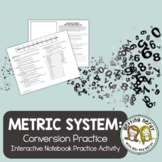 Metric System Conversion - Distance Learning