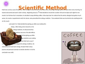 Scientific Method Mini-lesson