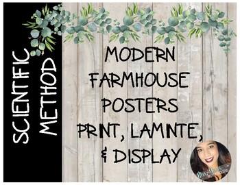 Scientific Method (Modern Farmhouse)