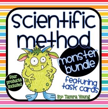 Scientific Method {Monster Bundle}