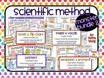Scientific Method {Monster Bundle 2}