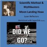 Scientific Method Mythbusters Moon Landing NASA Hoax Laser