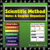 Scientific Method Notes and Graphic Organizer