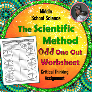 Introduction to experimental design   Critical thinking in science Science    Scientific Process  Notebook designed to aid teachers in  explaining   teaching scientific