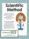 Scientific Method Organizer