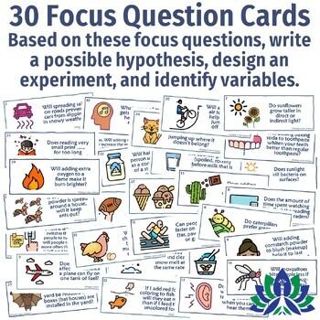 Scientific Method Practice Hypothesis Variables Worksheet Or Homework