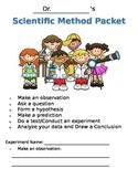 Scientific Method Packet