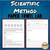 Scientific Method- Paper Towel Lab