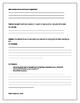Scientific Method Planning Worksheet