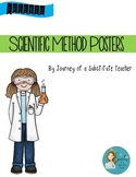 Scientific Method Poster Freebie