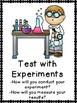 Scientific Method Poster Pack
