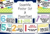 Scientific Method Poster & Powerpoint Set