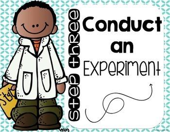Scientific Method Posters {FREEBIE}