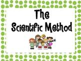 Scientific Method Posters *Kid Friendly*