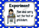 Scientific Method Posters Plus Recording Sheets #2sale