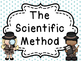 Scientific Method Posters - Science Files - CSI Theme Teal color scheme