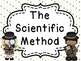 Scientific Method Posters - Science Files - CSI Theme Yellow & Gray color scheme