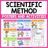 Scientific Method Science Unit - Posters and Activities!