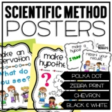 Scientific Method Posters and Cards