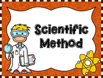 Scientific Method Posters and Quiz