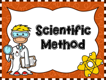 Scientific Method Posters and Quiz