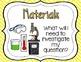 Scientific Method Posters {chevron}