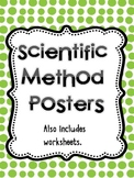 Scientific Method Posters for K-2
