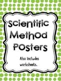 Scientific Method Posters for K-2