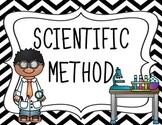 Scientific Method Posters for Primary STEM