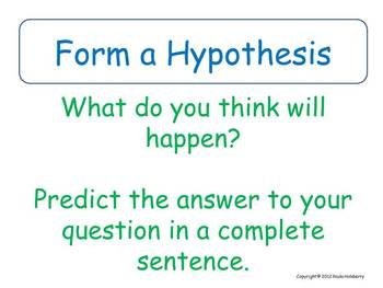 Scientific Method Power Point Lesson With Handout