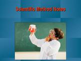 Scientific Method PowerPoint Notes