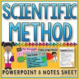 Scientific Method PowerPoint and Student Recording Sheet