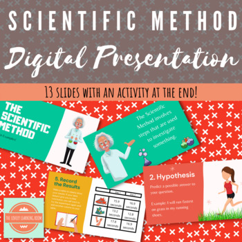 Scientific Method Powerpoint Presentation