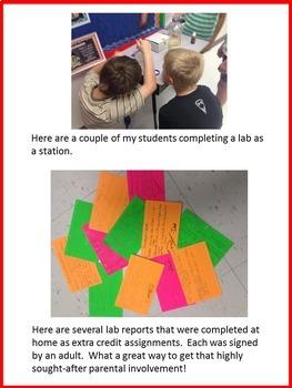 SCIENCE - Scientific Method - 6 Practice Experiments!