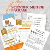 Scientific Method Practice Package