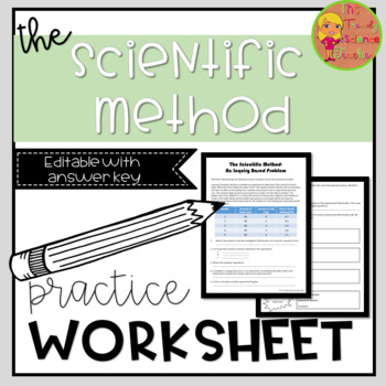 Scientific Method Practice Worksheet