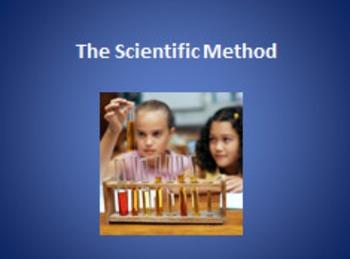 Scientific Method / Process Skills - PowerPoint