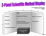 Scientific Method Project Display