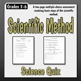 Scientific Method Quizzes