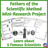 Fathers of the Scientific Method Research Project