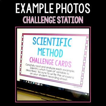 Scientific Method - S.C.I.E.N.C.E. Stations