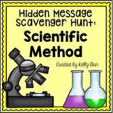 Scientific Method Activity - Scavenger Hunt
