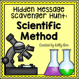 Scientific Method Activity - Scavenger Hunt