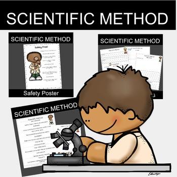 Scientific Method: Science Experiment Worksheet