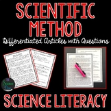 Scientific Method - Science Literacy Article