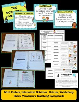 Scientific Method -  Science Skills Complete Set