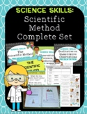 Scientific Method -  Science Skills Complete Set Bundle