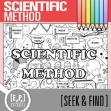 Scientific Method Seek and Find Science Doodle Page
